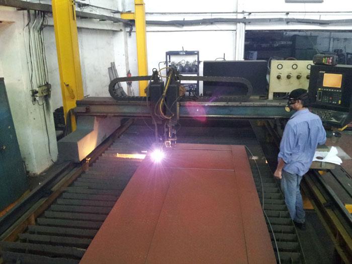 Steel Fabrication 02