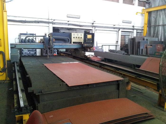 Steel Fabrication 04