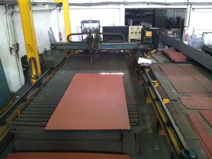 Steel Fabrication 05