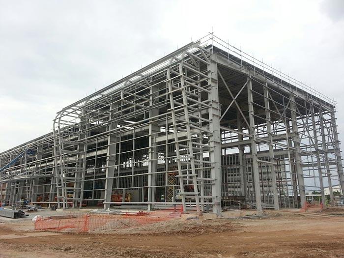 Halliburton Project